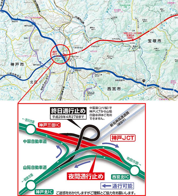 中国自動車道